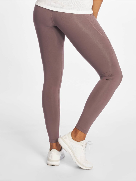 Under Armour Leggings/Treggings UA Rush lilla