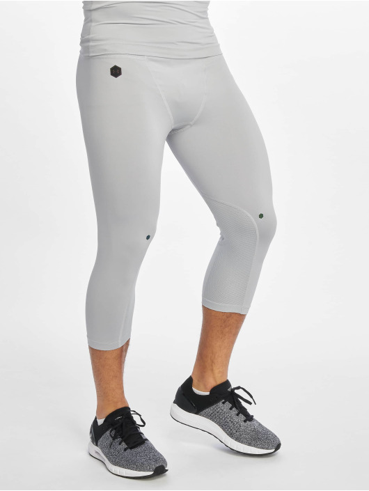 Under Armour Leggings/Treggings UA Rush 3/4 szary