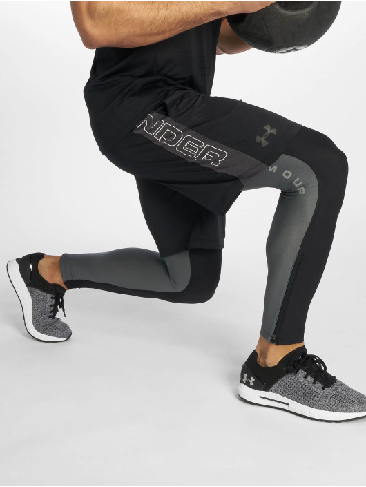 Under Armour Pantalón corto desportes MK1 Wordmark negro