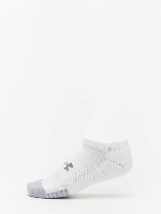 Under Armour Ponožky Heatgear NS biela