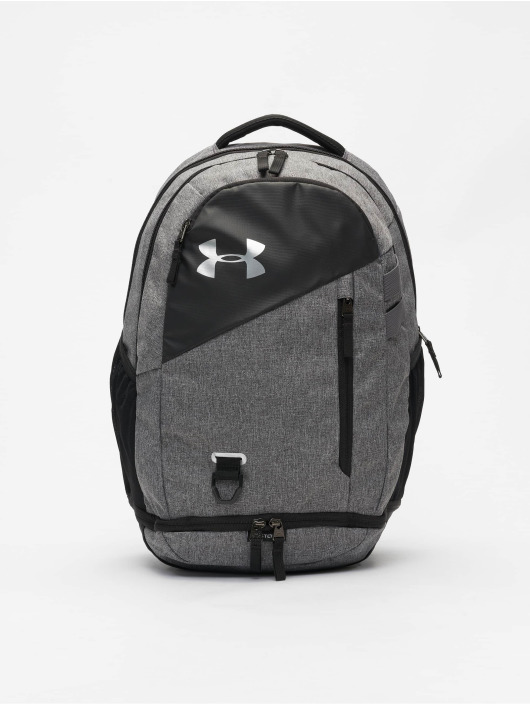 Under Armour Reput Hustle 4.0 musta