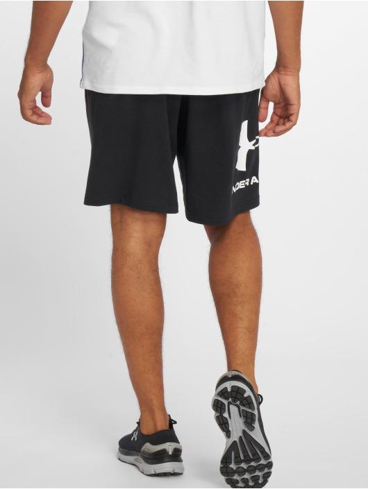 Under Armour Short Sportstyle Cotton Graphic black