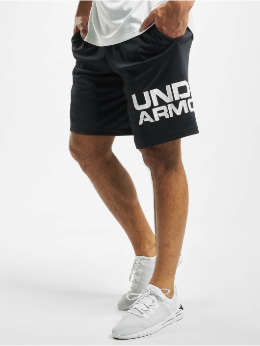 Under Armour Short UA Tech Wordmark black