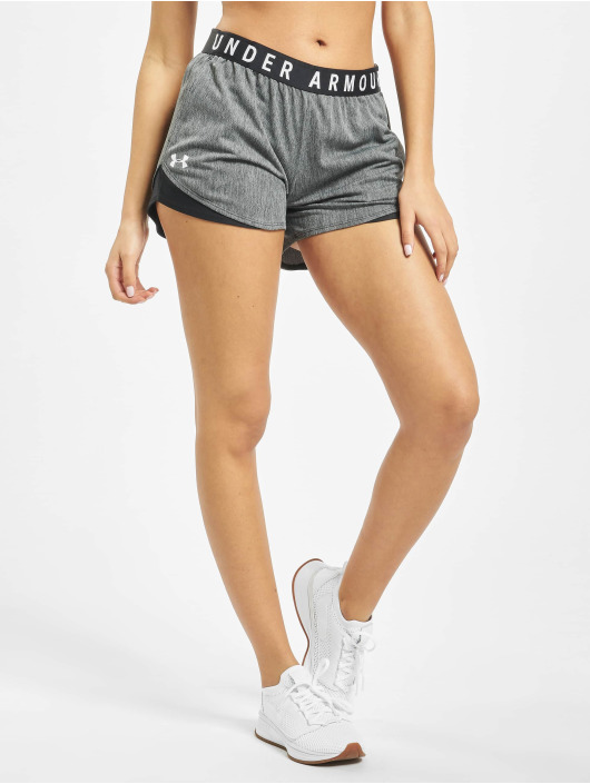 Under Armour Short Play Up Twist 3.0 gray
