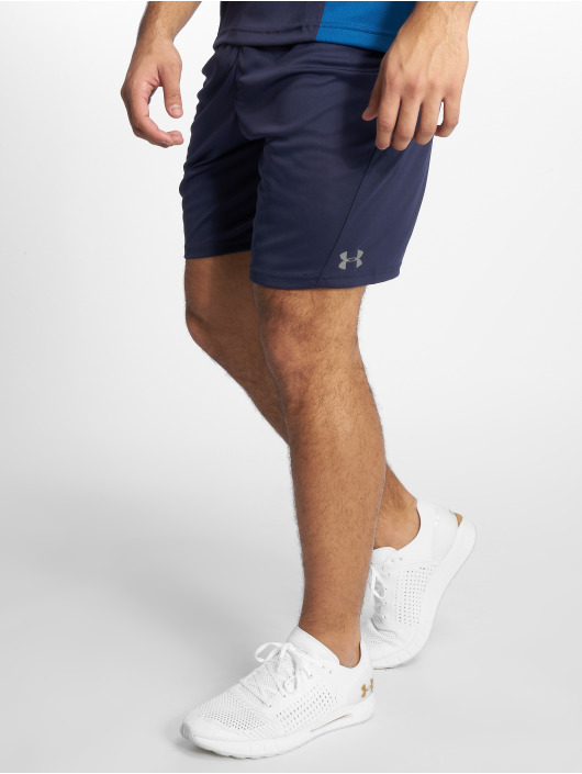 Under Armour Shorts Challenger Ii Knit blau