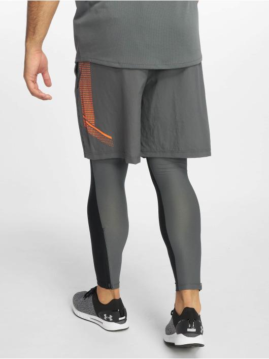 Under Armour shorts Woven Graphic grijs