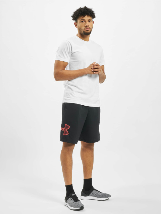 Under Armour Shorts Tech Graphic nero