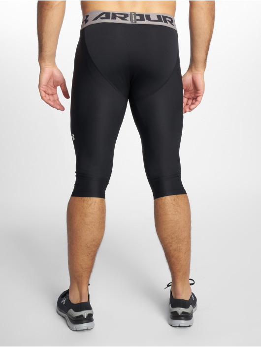 Under Armour Shorts Ua Baseline Knee Tight schwarz