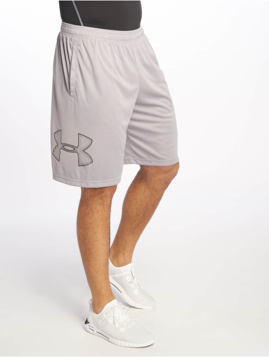 Under Armour Shorts Ua Tech Graphic silberfarben
