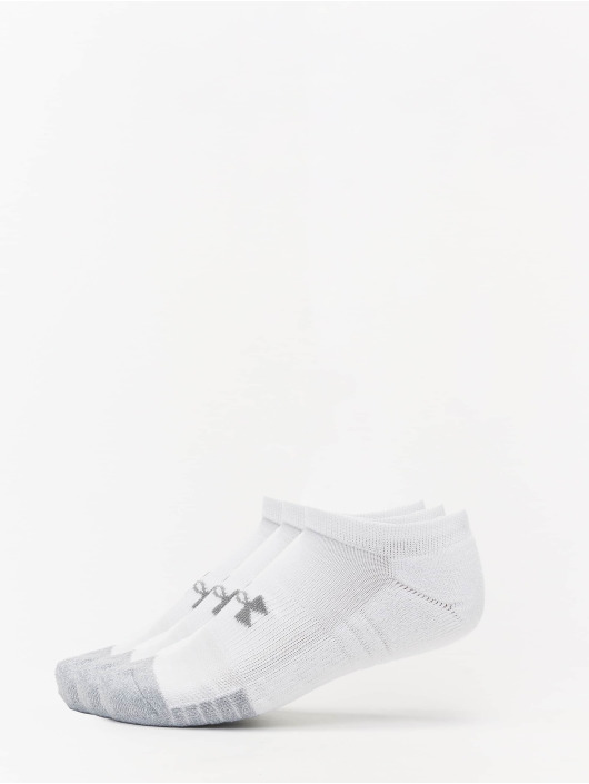 Under Armour Socks Heatgear NS white