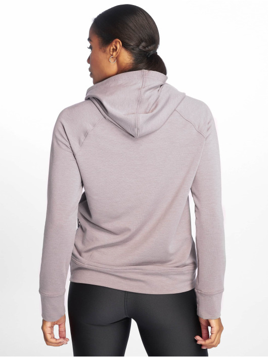 Under Armour Sport Hoodies Featherweight šedá