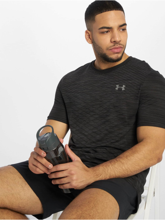 Under Armour Sport Shirts Vanish Seamless Novelty black