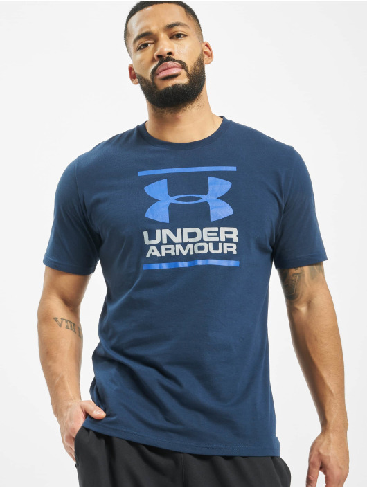 Under Armour Sport Shirts UA GL Foundation blue