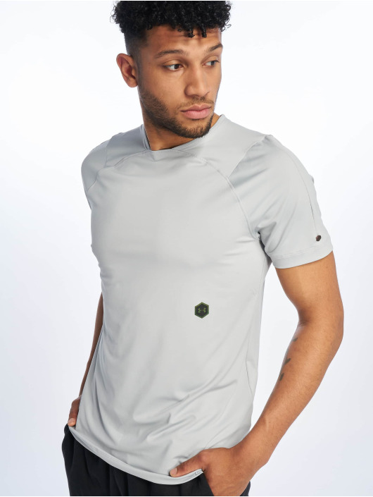 Under Armour Sport Shirts UA Rush gray