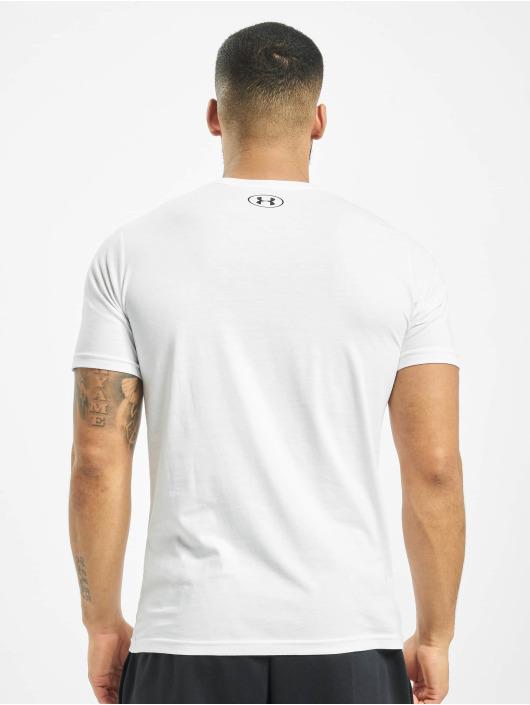 Under Armour Sport Shirts UA GL Foundation hvit