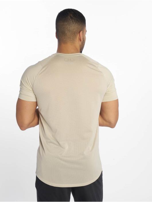 Under Armour Sport Shirts MK1 Wordmark khaki