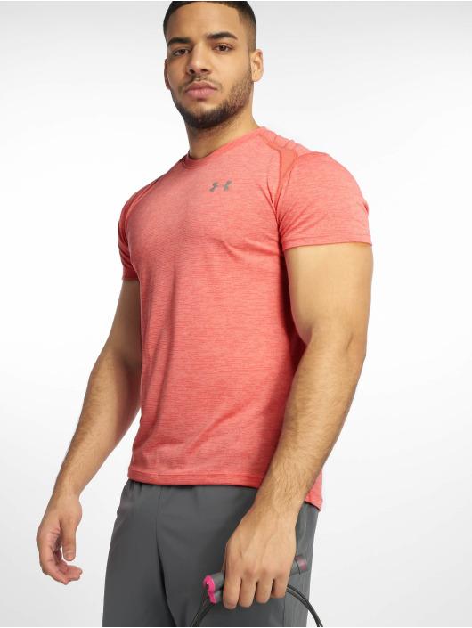 Under Armour Sport Shirts UA Streaker 2.0 Twist oranje