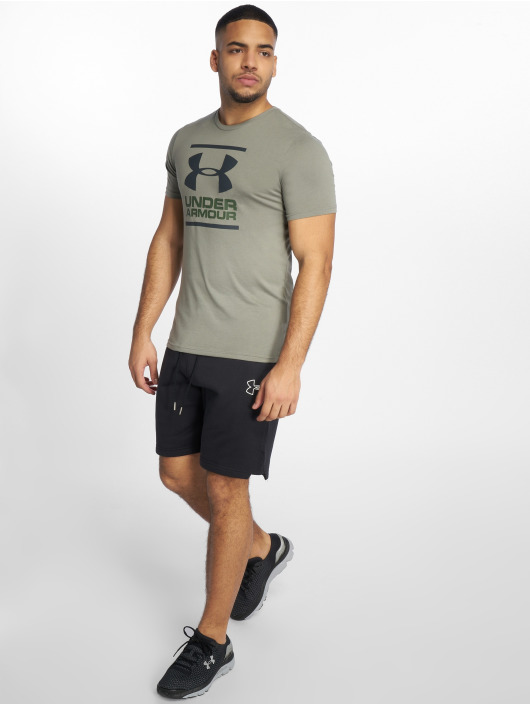 Under Armour Sport Shorts Ua Baseline Fleece èierna