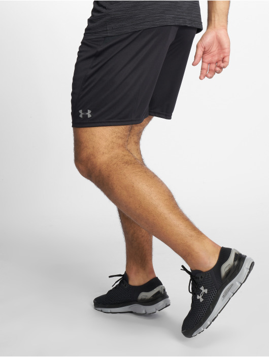 Under Armour Sport Shorts Challenger Ii Knit czarny