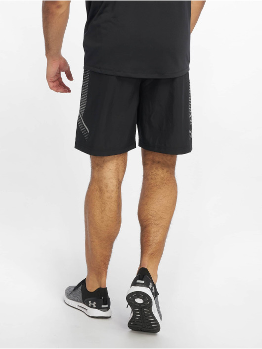Under Armour Sport Shorts Woven Graphic czarny