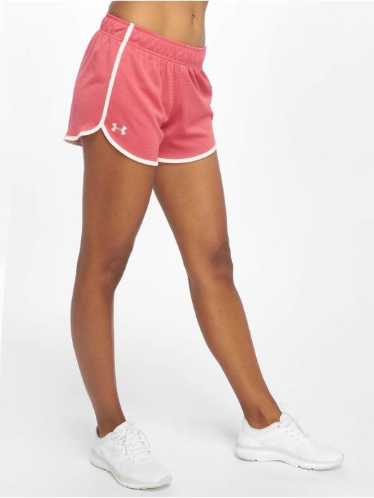 Under Armour Sport Shorts Tech Mesh 3 Inch pink