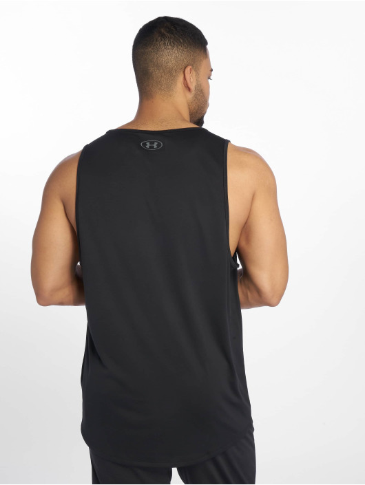 Under Armour Sport Tanks UA Tech 2.0 svart