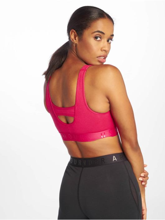 Under Armour Sports Bra Favorite Cotton Everyday pink