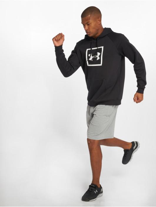 Under Armour Sports Hoodies Rival Fleece Logo black