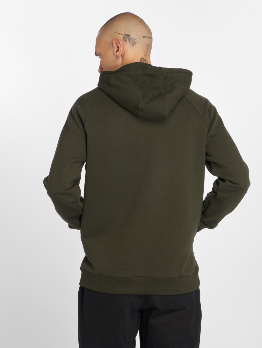 Under Armour Sports Hoodies Rival Fleece Po green