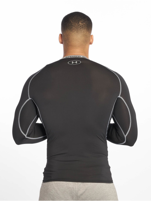 Under Armour Sportshirts Heatgear Compression èierna