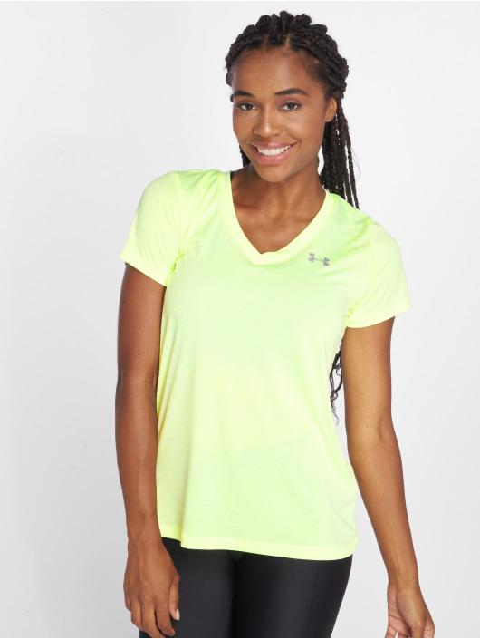 Under Armour Sportshirts Women's Ua Tech žltá