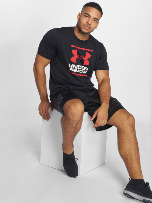 Under Armour Sportshirts Ua Gl Foundation czarny