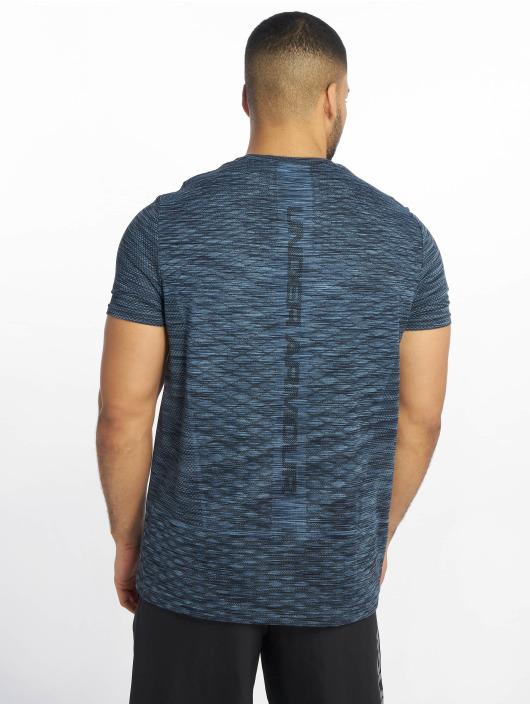 Under Armour Sportshirts Vanish Seamless Novelty niebieski
