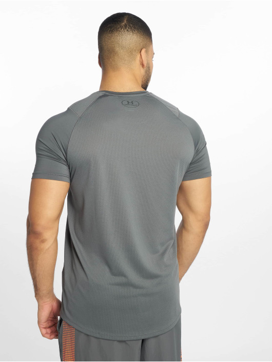 Under Armour Sportshirts MK1 Wordmark szary