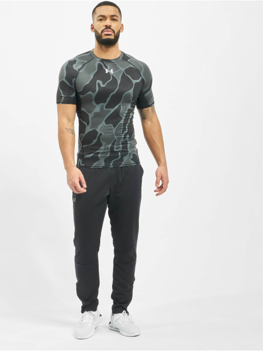 Under Armour T-Shirt UA HG Armour Short Sleeve Nov black
