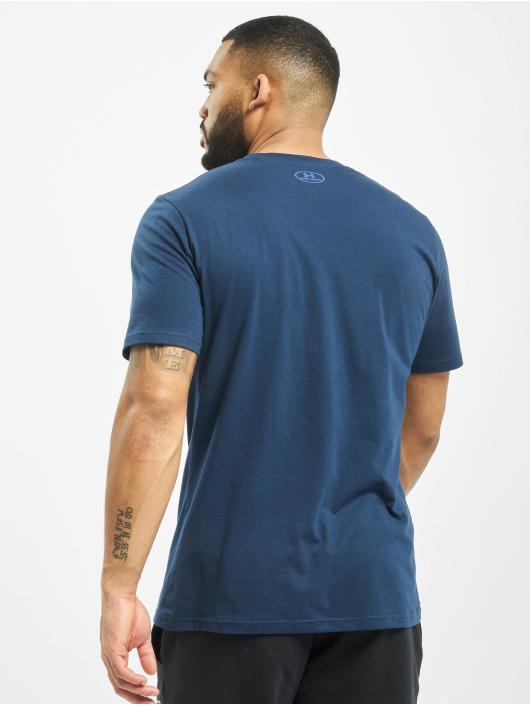 Under Armour T-Shirt UA GL Foundation blau