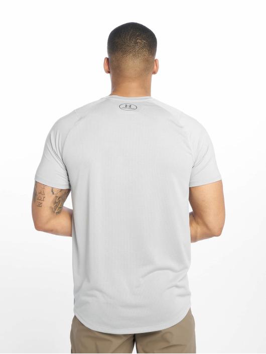 Under Armour t-shirt MK1 Q2 Printed grijs