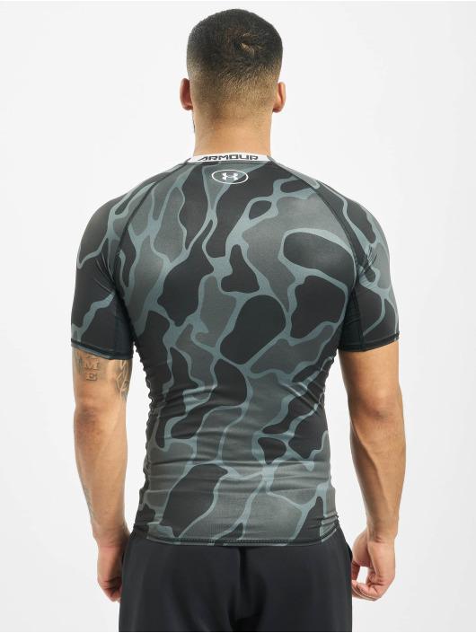 Under Armour T-Shirt UA HG Armour Short Sleeve Nov schwarz