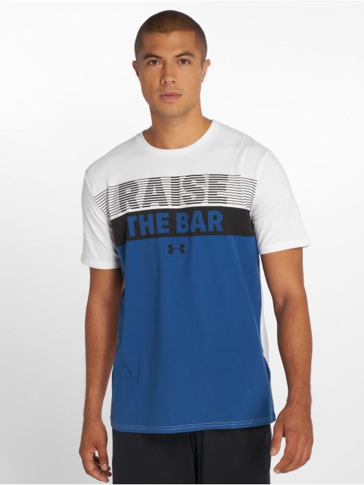 Under Armour t-shirt Raise the Bar wit