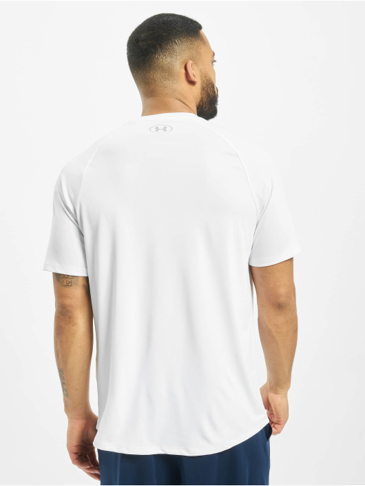 Under Armour T-Shirty UA Tech 2.0 bialy