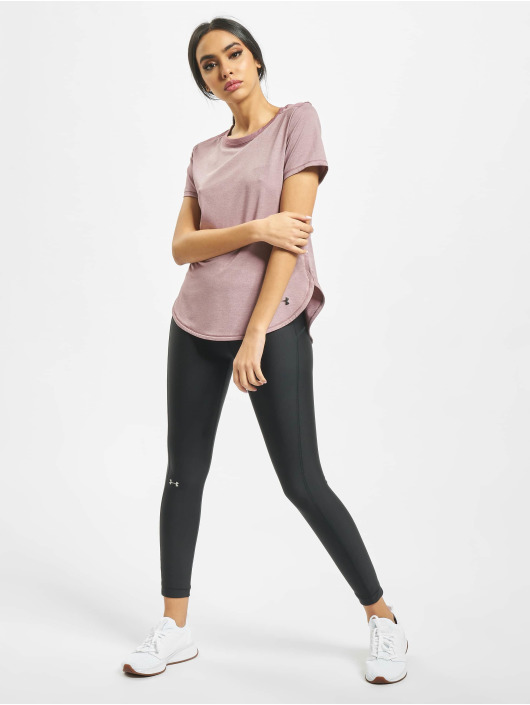 Under Armour T-Shirty UA Armour Sport Crossback pink