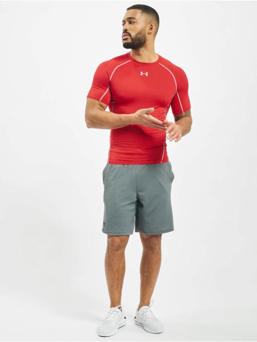Under Armour T-skjorter UA Heatgear Armour red