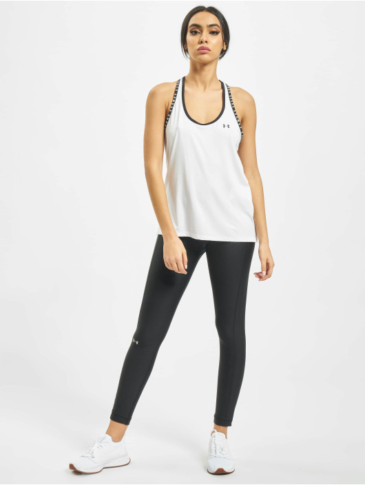 Under Armour Tank Tops UA Knockout bialy