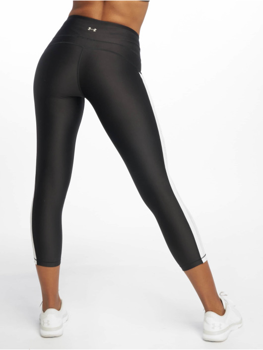 Under Armour Tights UA HG Armour Ankle Crop Branded czarny