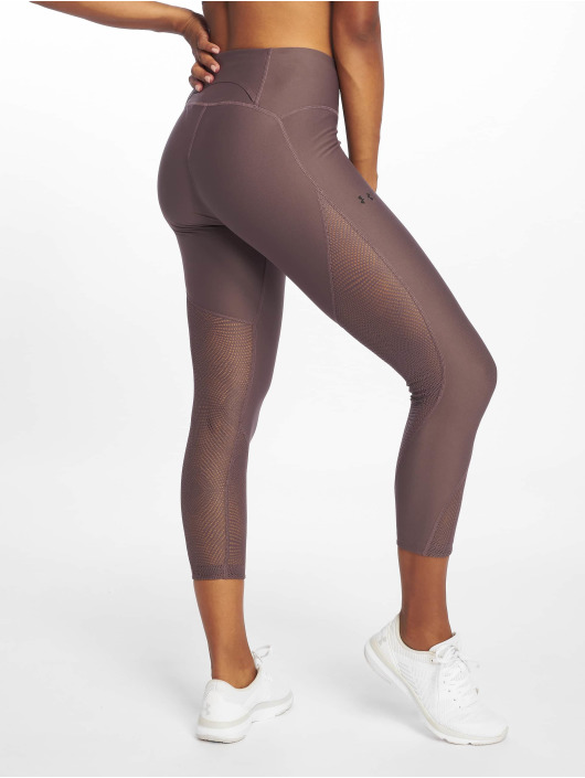 Under Armour Tights UA Vanish Mesh Crop szary