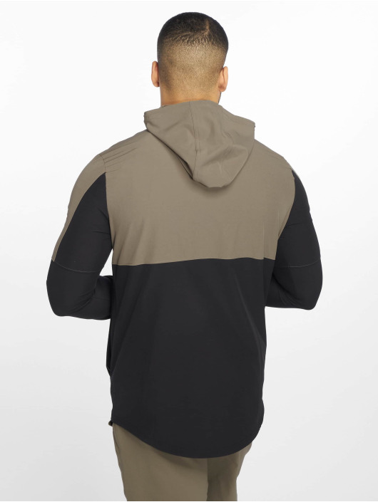 Under Armour Training Jackets Vanish Woven brown