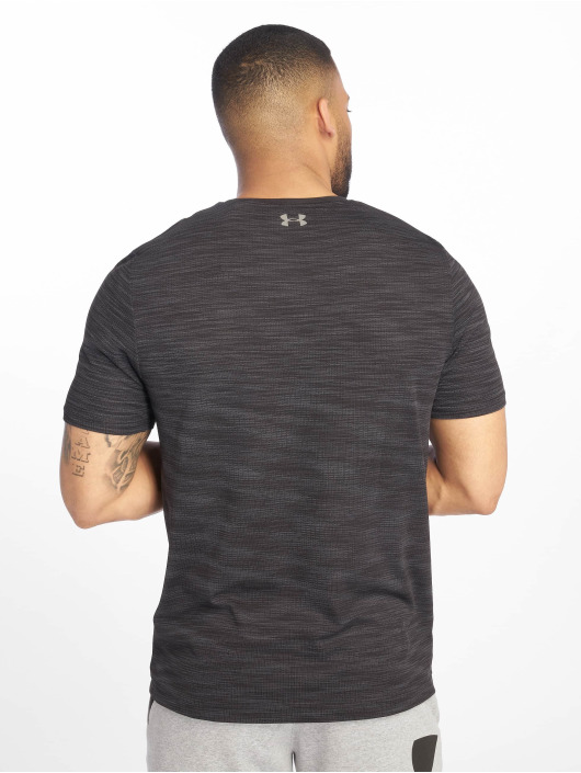 Under Armour Tričká Armour Vanish Seamless èierna