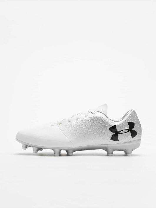 Under Armour Utendørs UA Magnetico Select FG hvit