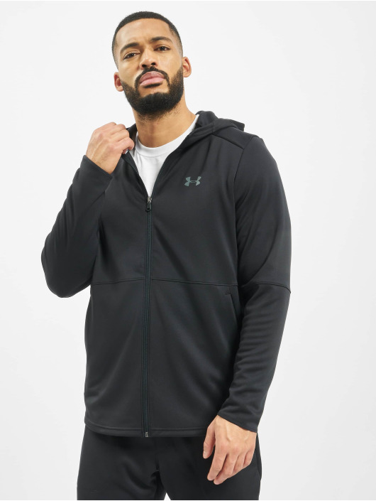 Under Armour Zip Hoodie MK1 Warmup black