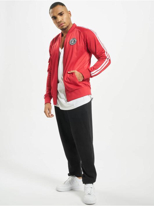 UNFAIR ATHLETICS Демисезонная куртка Dmwu Pocket красный
